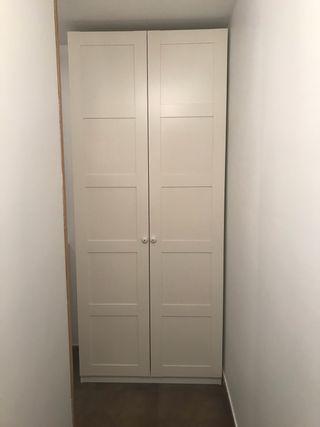 Armario blanco IKEA