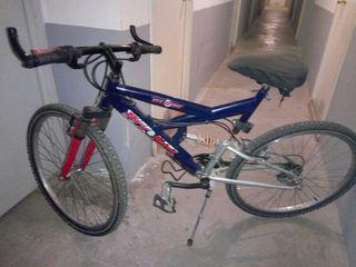 bicicleta de montaña tlf 636848337