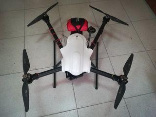 Drone sky hero