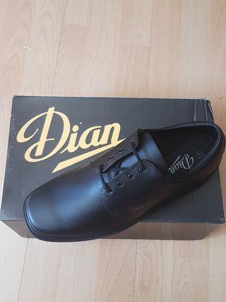 zapato caballero negro