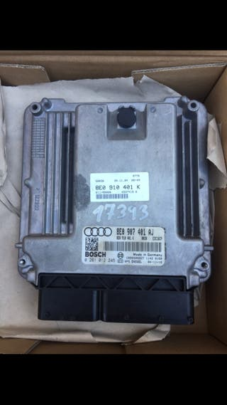 Audi A4 centralita nunca se uso
