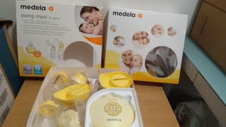 Sacaleches Medela Swing Maxi Doble
