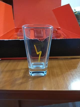 vasos de chupitos x6 (QUENZA)