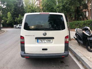 Volkswagen Transporter T5 LARGA