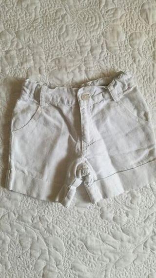 Pantalón niño lino