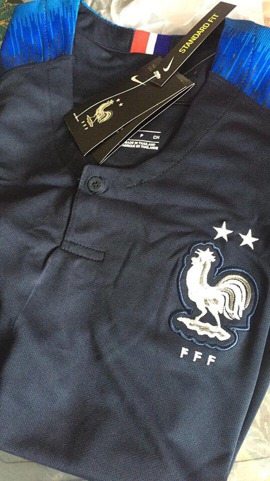 Maillot équipe de France 2 étoiles