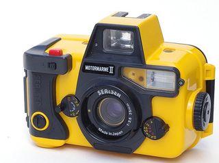 Camara de fotos acuatica Sea & Sea Motormarine II