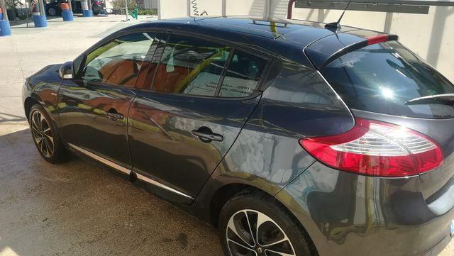 coche renault Megane 2014