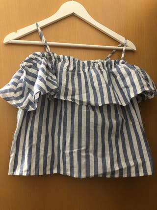 Blusa / camiseta de rayas
