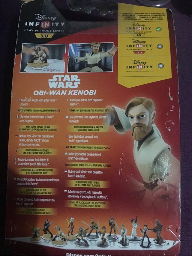 Disney infinity obi wan kenobi
