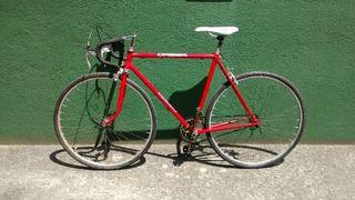 Bicicleta Orbea clásica Fixie