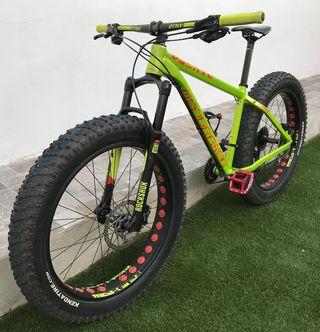 Bici FATBIKE MONDRAKER PANZER R