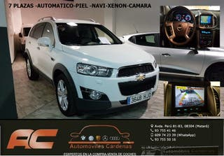 Chevrolet Captiva 2012 2.2 VDCI 184CV 4X4 AUTOMATI