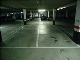 4 parcela de garaje en avenida de julian gayarre