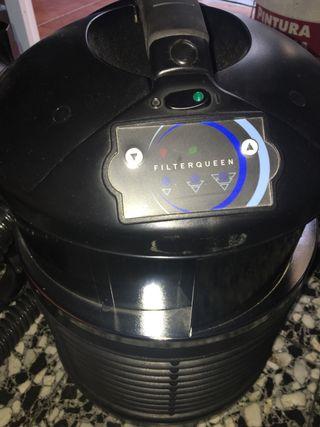 Máquina Majestic Filterqueen