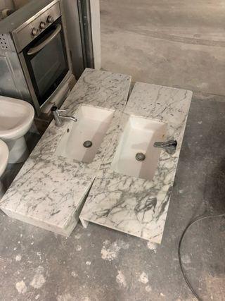 Encimeras de marmol