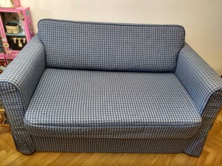 Sofa cama Ikea Hagalund Fruvik 2 plazas