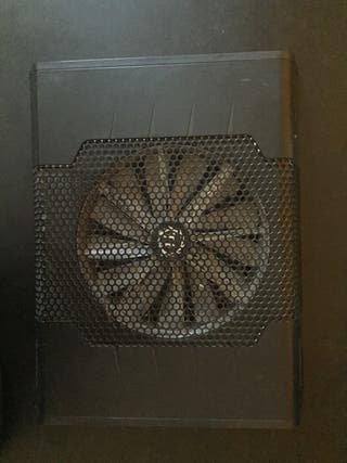 Base alzados/refrigerador de portátil