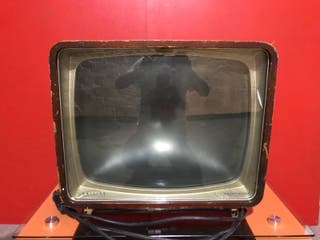 Carcasa Television antiguo decoración