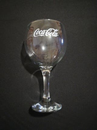 6 copas Coca-Cola