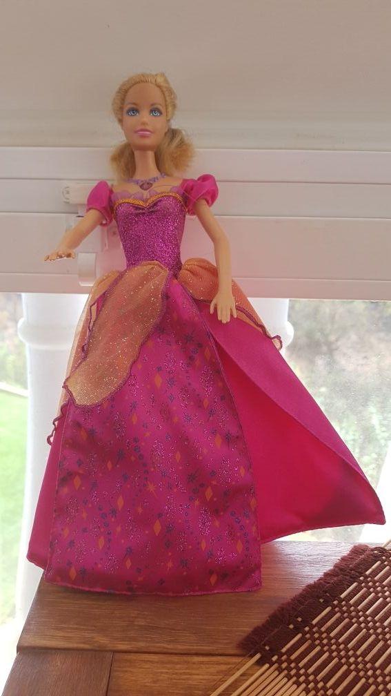 Barbie muñeca original
