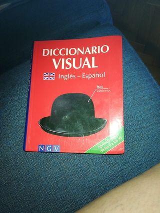 Diccionario Visual Inglés - Español Marca NGV