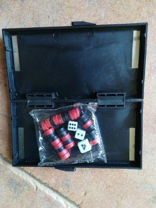 Juego De Mesa Backgammon De Segunda Mano Por 5 En Ontinyent En