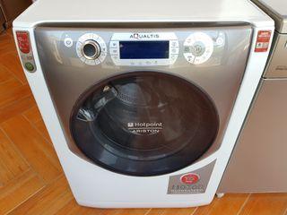 Lavadora Secadora Hotpoin Ariston 10 K 1600 Rpm A