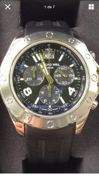 Reloj cronógrafo Raymond Weil