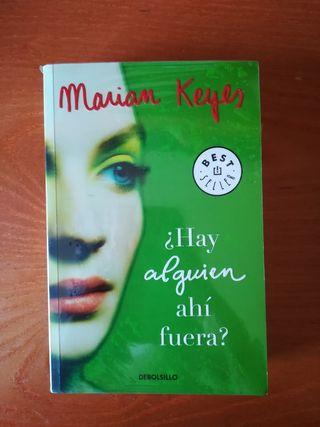 Libro Marian Keyes: ¿Hay alguien ahi afuera?