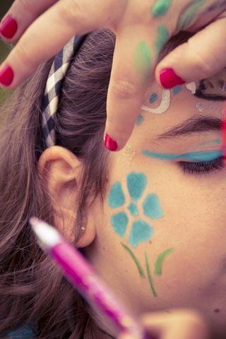maquillaje infantil pintacaras cumpleaños