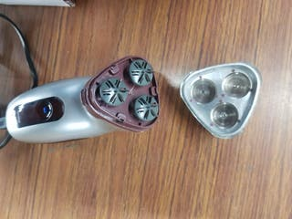 afeitadora de bateria
