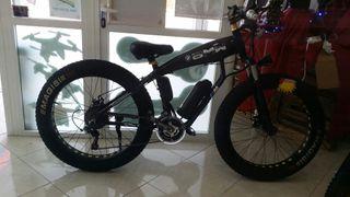 Bicicleta eléctrica bmw