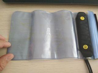 bolsa hermetica libro electrónico, movil