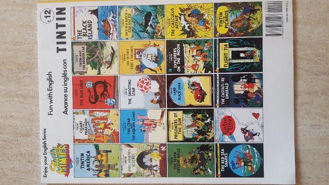 Tintin. Destinacion moon