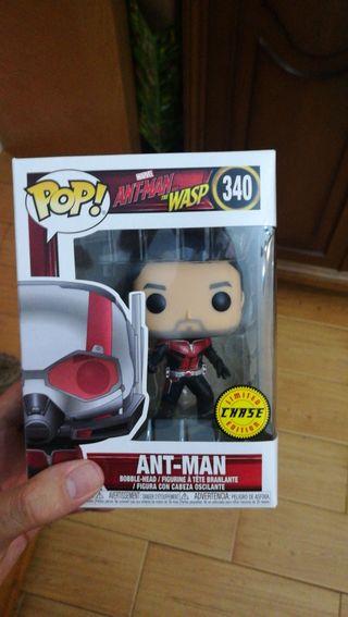 Funko pop marvel chase ant-man