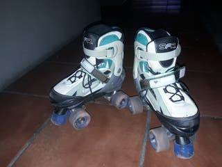 patines quad 35 a 38 estensibles