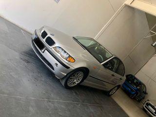 BMW Serie 318d.