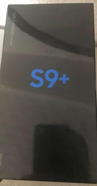 Samsung s9 plus precintado