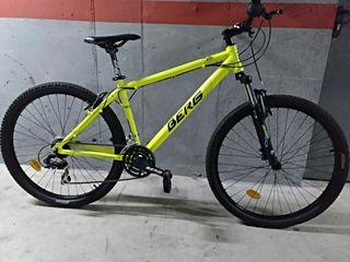 Bicicleta mountain bike Berg