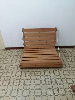 Sofá cama futón de segunda mano en Barcelona - wallapop