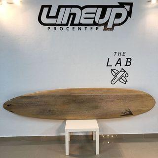Longboard surfboard Firewire