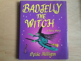 Badjelly the Witch...