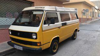 Volkswagen Transporter T3 1985 WESTFALIA