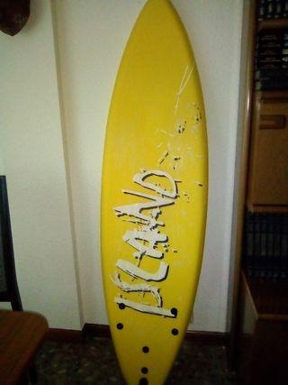 """TABLA SURF ISLAND 5.9"""" 47Litros softboar. (blanda)"""