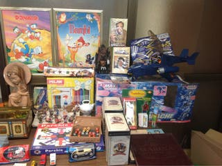 Lote juguete antiguedades