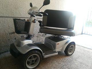 scooter para personas de movilidad reducida biplaz