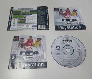 Ps1 FIFA FOOTBALL 2004