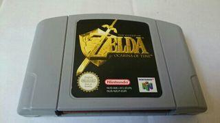 Zelda Ocarina of Time N64 (ENVIO INCLUIDO)