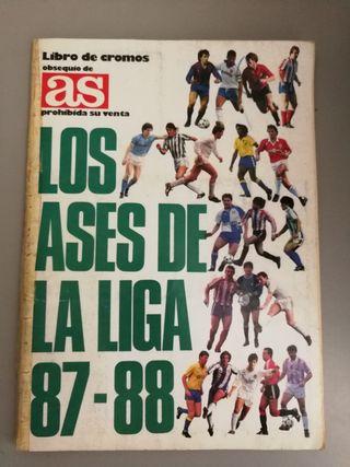 Los Ases de la Liga 87-88